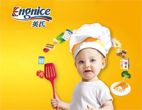 湖南英氏营养品股份有限公司网站建设项目--天津网站建设