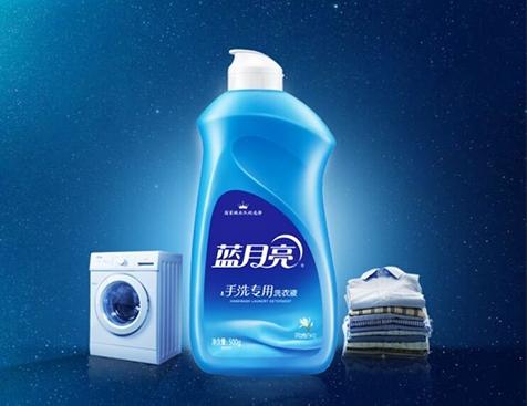 蓝月亮机洗神器网站建设--天津网站建设